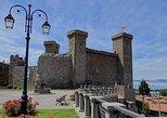Private Transfer: Ciampino Airport (CIA) to Bolsena or vice versa, Lago de Bolsena, ITALIA