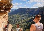 Viagem diurna pelas Blue Mountains saindo de Sydney, incluindo almoço com churrasco australiano. Monta�as Azules, Austrália
