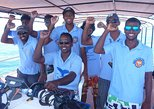 Whale & Dolphin Watching Boat Tour including Breakfast & Pick up from Mirissa. Galle, Sri Lanka