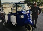 Todi exciting and vintage Ape tuk tuk private tour!, Perugia, ITALY