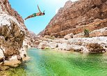 Wadi Shab full day tour (Muscat tours) : Private & custom tours, Mascate, OMAN