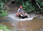 Recorrido en quad en Parque Aventura en Monteverde. Monteverde, COSTA RICA