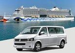 Traslado en minivan privado desde el puerto de cruceros de Southampton a Londres. Southampton, INGLATERRA