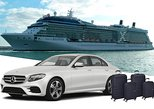 Southampton Cruise Terminal para Londres Private Arrival Transfer. Southampton, INGLATERRA