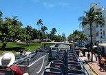 City Half Day Tour of Miami by Bus with Sightseeing Cruise,