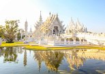 Day Trip to Chiang Rai & White Temple. Chiang Rai, Thailand