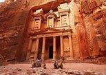 Amman a Petra y Little Petra: tour de un día con conductor privado,