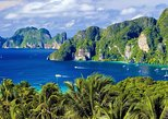 Full-Day Phi Phi Islands & Rang Island Speedboat Tour with Seaview Lunch Buffet. Phuket, Thailand