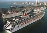 Traslado desde Aeropuerto de MIami y alrededores al Puerto de MIami. Miami, FL, ESTADOS UNIDOS