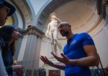 Accademia Gallery, Uffizi Gallery, Florence Duomo Walking Tour. Florencia, ITALY