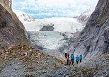 Franz Josef Glacier Valley Walk. Glaciares Franz Josef y Fox, New Zealand