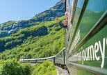 Guided day tour to Flåm - incl Sognefjord Express Cruise and Flåm Railway. Bergen, NORWAY