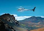 East Maui 45-minute Helicopter Tour over Haleakala Crater. Maui, HI, UNITED STATES