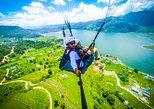 30 min Paragliding Tandem Flight from Pokhara. Pokhara, Nepal