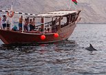 Half day dhow cruise to the Fjords of Musandam. Jasab, OMAN