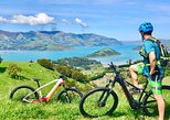 Guided Electric Mountain Bike & Sea Kayak Tour in Akaroa. Akaroa, New Zealand