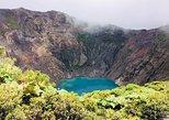 Recorrido combinado al volcán Irazú, valle de Orosi y Jardines Lankester desde San José, San Jose, COSTA RICA