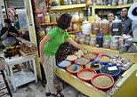 Mercado walking food tour. Mazatlan, Mexico