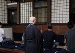 Zen Meditation at Zenpoji Temple, ,