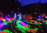 Christmas in Victoria and the Butchart Gardens, Victoria, CANADA