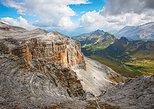 The Grand Dolomites Tour from Lake Garda. Brescia, ITALY