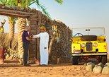 Safári em uma Land Rover pelo deserto de Dubai com Jantar e Show de Dubai,