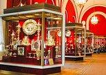 Ingresso para a Câmara de Armas do Kremlin em Moscou. Moscovo, RÚSSIA