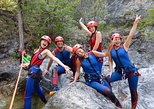 Olympus Canyoning Adventure. Salonica, Greece
