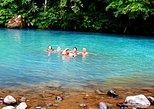 Rio Celeste Nature. La Fortuna, COSTA RICA