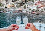 Positano, Praiano ou Amalfi para a Costa Amalfitana: Excursão de barco particular. Positano, Itália