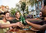 Crucero por los canales de Ámsterdam con pizza y bebidas incluidas. Amsterdam, HOLANDA