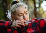 Dragon Hunt Archery Experience in Pristine Native Forest. Nelson, New Zealand
