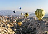 Guaranteed Hot Air Balloon Ride in Cappadocia. Goreme, Turkey