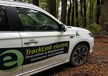 Routeburn track transport  in electric vehicle, Queenstown, New Zealand
