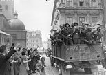 Lviv and Second World War tour. Leopolis, Ukraine