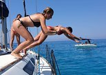 Excursion by Sailing Yacht. Tropea, ITALY