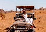 Mushroom Rock Full-Day Jeep Tour. Aqaba, Jordan