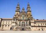 Recorrido por Santiago de Compostela y la fortaleza Valença: Día completo desde Braga y Guimarães. Braga, PORTUGAL
