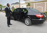 Lagos by Yourself with English Chauffeur by Business Car or Luxury SUV,