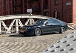 Private sightseeing tour with a luxury sedan.. Hamburg, GERMANY