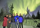 Aurora Tour, Yellowknife, CANADA