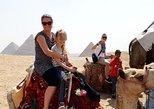 Excursão de dia inteiro do Cairo até as pirâmides de Gizé, incluindo cruzeiro pelo Nilo com jantar,