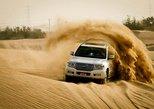 Safari por el desierto de Abu Dhabi en 4x4 con cena de barbacoa. Abu Dabi, EMIRATOS ARABES UNIDOS