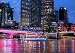 Río Brisbane: crucero con cena. Brisbane, AUSTRALIA