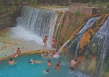 Pozar baths and Edessa Waterfalls (Departure from Halkidiki). Salonica, Greece