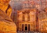 Excursión de 2 días a Petra y Wadi Rum desde Jerusalén,