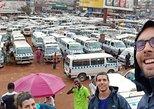 Kampala's Best Experience walking tour. Kampala, UGANDA