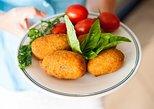 Excursão de degustação para grupos pequenos com comida e bebida em Sorrento com guia. Sorrento, Itália