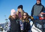 Visita guiada invernal en motonieve desde Whistler hasta el valle de Callaghan.. Whistler, CANADA