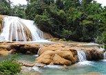 Agua Azul Tour With Transfer from San Cristobal to Palenque. San Cristobal de Las Casas, Mexico